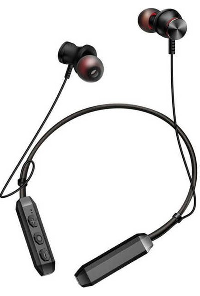 Evastore BT-KDK60 Bluetooth Kulaklık - Siyah