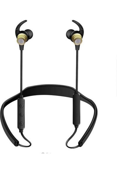 Evastore Sport Wireless BT-KDK59 Bluetooth Kulaklık - Gold