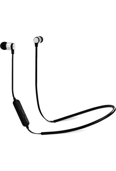 Evastore Sport Wireless OTE80 Bluetooth Kulaklık Mıknatıslı - Siyah