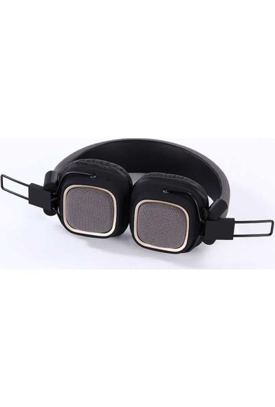 Evastore BT-019 Bluetooth Kulaklık - Lacivert