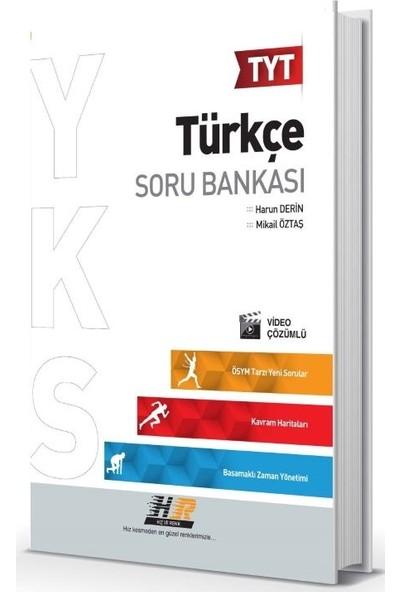 Hız Ve Renk Yayınları Tyt Türkçe Soru Bankası - Mikail Öztaş