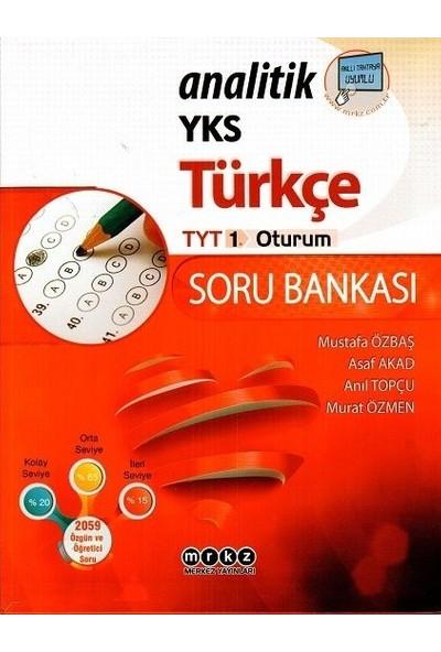 Merkez Yayınları Tyt Analitik Türkçe Soru Bankası - Asaf Akad