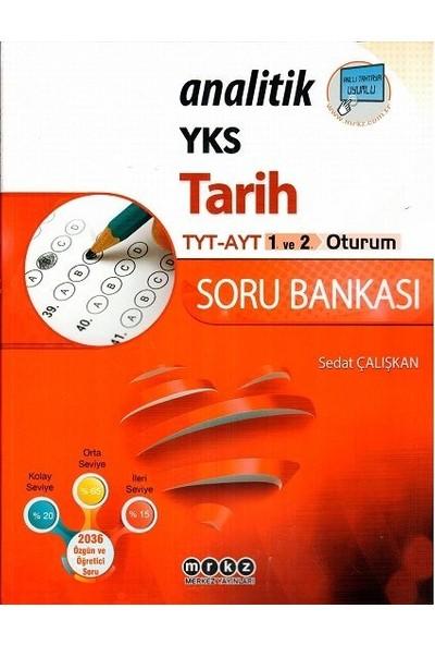 Merkez Yayınları Tyt Ayt Analitik Tarih Soru Bankası - Sedat Çalışkan