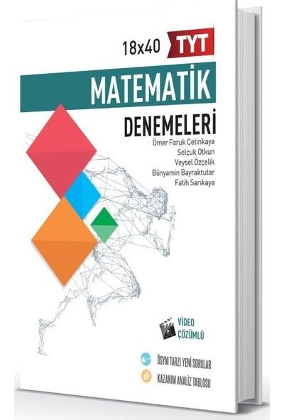 Hız Ve Renk Yayınları Tyt Matematik 18 X 40 Denemeleri - Selçuk Otkun