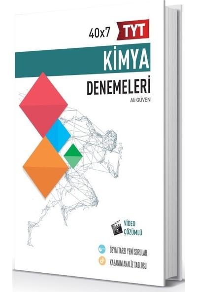 Hız Ve Renk Yayınları Tyt Kimya 40 X 7 Denemeleri - Ali Güven