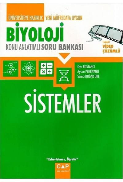 Çap Yayınları Biyoloji Sistemler Konu Anlatımlı Soru Bankası - Oya Bostancı
