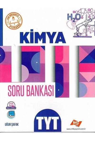 Mf Kazanım Yayınları Tyt Kimya Soru Bankası - Uğur Şafak