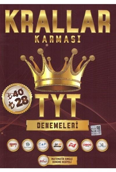 Bes Yayınları Tyt Krallar Karması Denemeleri - Bes Yayınları