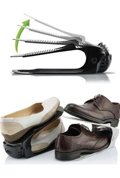 Dünya Plastik Ayarlı Ayakkabı Rampası 5'li