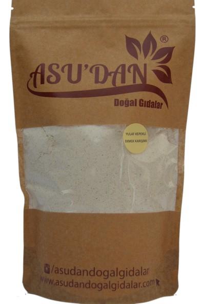 Asudan Doğal Gıdalar Yulaf Kepekli Ekmek Karışımı 500 gr