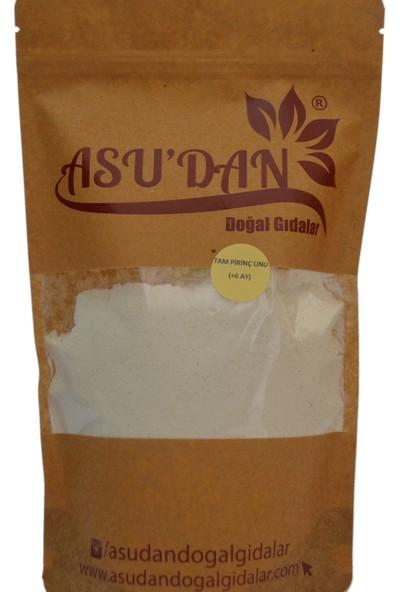Asudan Doğal Gıdalar Tam Pirinç Unu 500 gr