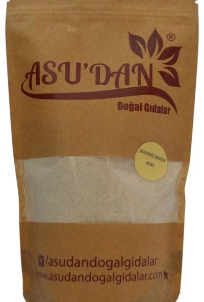 Asudan Doğal Gıdalar Şekersiz Bebek Keki 290 gr