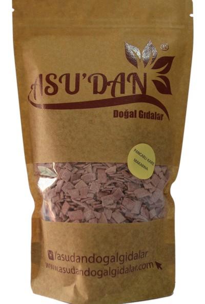 Asudan Doğal Gıdalar Pancarlı Kare Makarna 300 gr