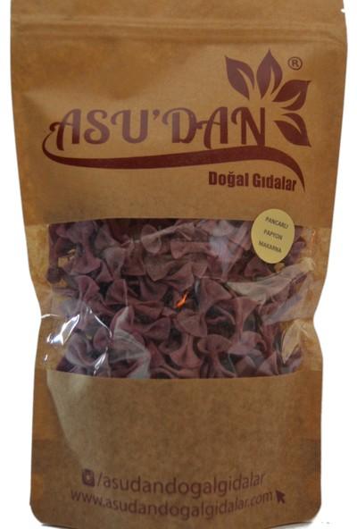 Asudan Doğal Gıdalar Pancarlı Papyon Makarna300gr