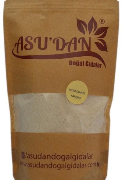 Asudan Doğal Gıdalar Mısır Ekmeği Karışımı 255 gr