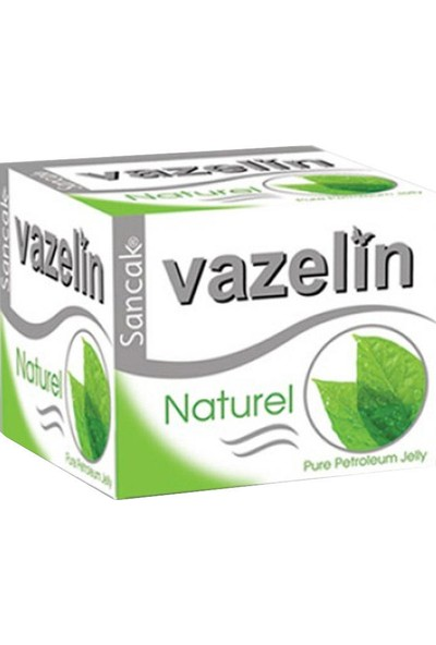 Sancak Naturel Vazelin 115 ml