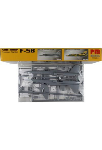 PM Model 1/72 F-5B Savaş Uçağı Maketi