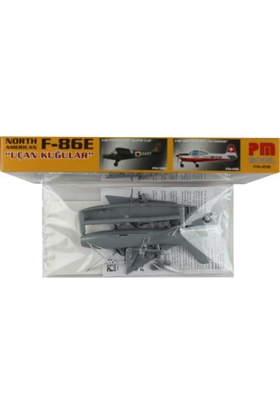 PM Model 1/72 F-86E Savaş Uçağı Maketi