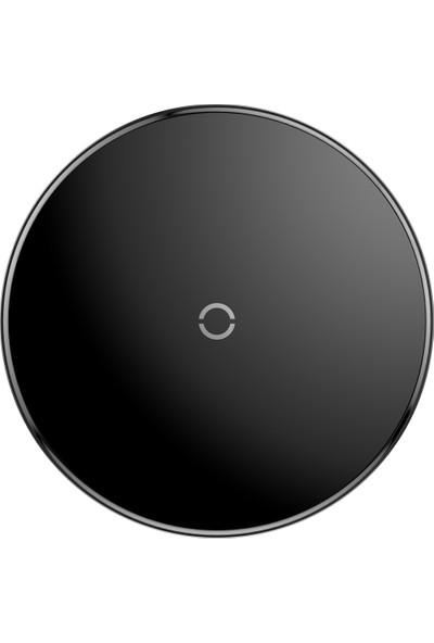 Baseus Simple Kablosuz Şarj Cihazı Siyah CCALL-CJK01