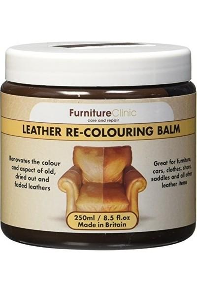 Furniture Clinic Deri Renk Yenileyici Balsam 250 ml Bej
