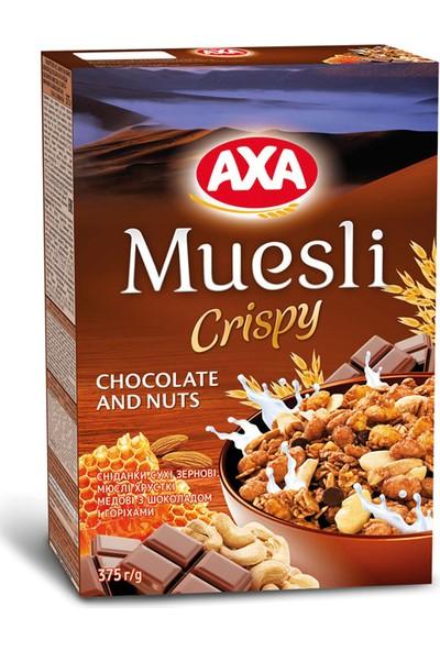 Axa Müsli Çikolata&Yemişli 375gr