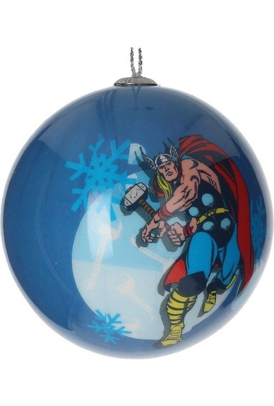 SD Toys Marvel: Thor Christmas Ball Yılbaşı Süsü
