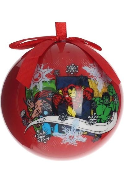 SD Toys Marvel: Characters Christmas Ball Yılbaşı Süsü