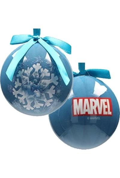 SD Toys Marvel: White Characters Christmas Ball Yılbaşı Süsü