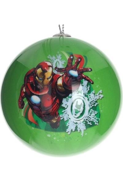 SD Toys Marvel: Iron Man Christmas Ball Yılbaşı Süsü