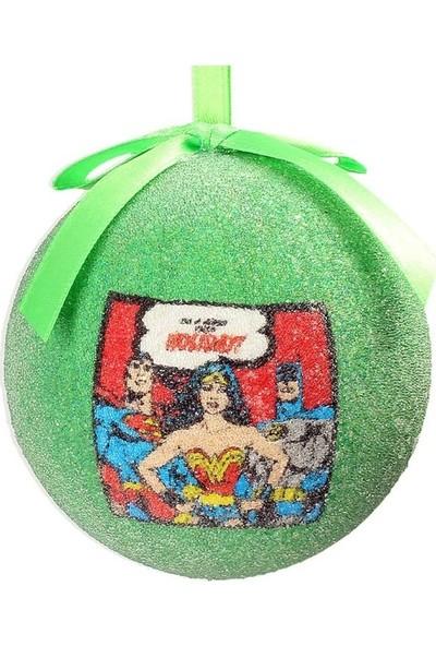 SD Toys DC Comics: Characters Christmas Ball Yılbaşı Süsü