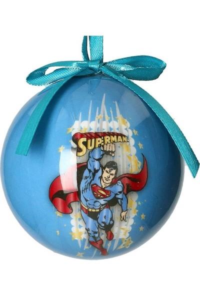 SD Toys DC Comics: Superman Christmas Ball Yılbaşı Süsü