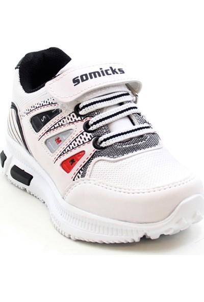 Somıcks 111 Çocuk Işıklı Spor Ayakkabı