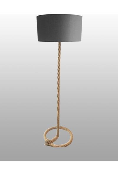 Bk Lighting Halatlı Dekoratif Lambader