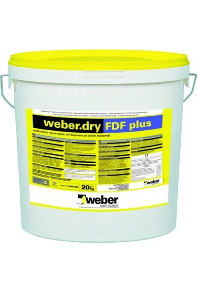 Weber Dry Fdf Plus Beyaz 20 Kg
