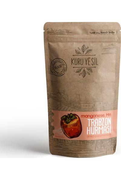 Kuru Yeşil Bütün Kurutulmuş Trabzon Hurması 250 gr