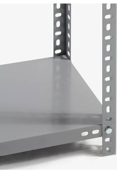 Mira Raf Çelik Raf Sistemleri - 31X60x200 7 Raflı