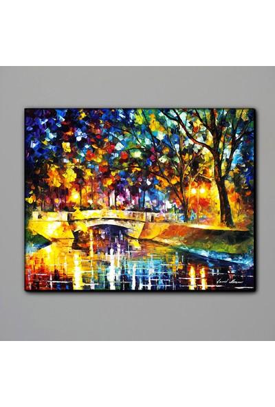 Dekomuz Manzara Kanvas Tablo 60 x 40