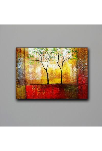 Dekomuz Dekoratif Kanvas Tablo 60 x 40