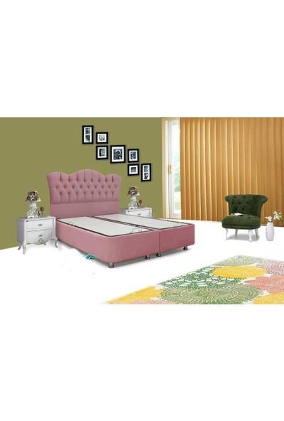 Ellaronia Çift Kişilik Baza Başlık 150 x 200