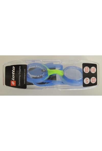 Lotto N6860 Goggle Devın Jr 6Pcs Çocuk Yüzücü Gözlüğü