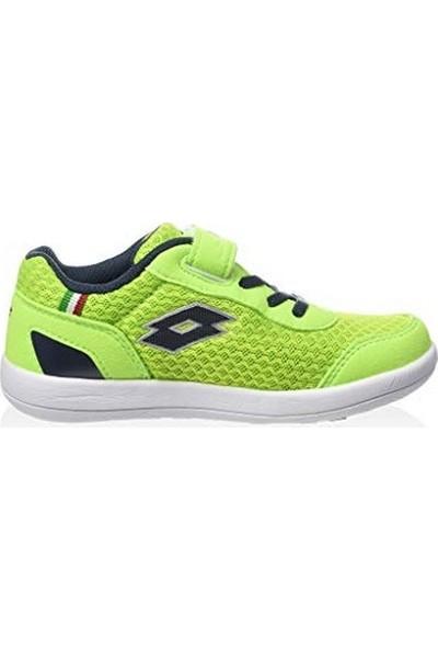 Lotto S1501 Quaranta Iıı Cl S Çocuk Tenis Ayakkabı