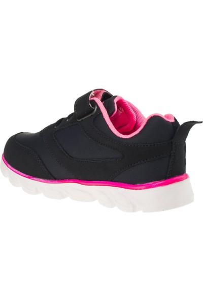Jump 16778 Filet Çocuk Spor Ayakkabı Siyah