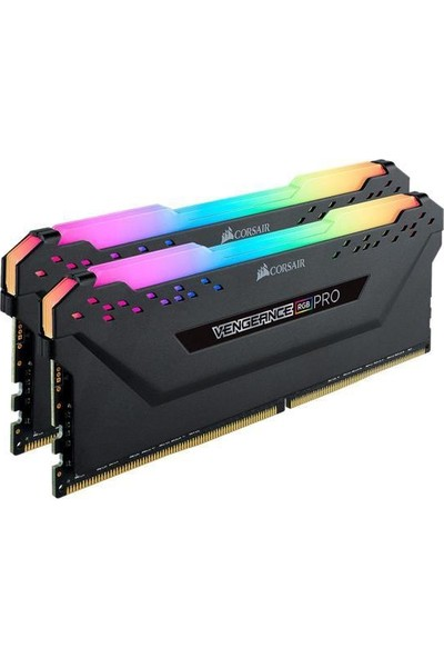 Corsair Vengeance RGB Pro 32GB(2x16GB) 3200MHz DDR4 Ram (CMW32GX4M2C3200C16)