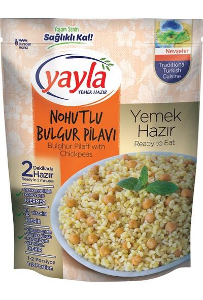 Yayla Nohutlu Bulgur Pilavı 250 gr
