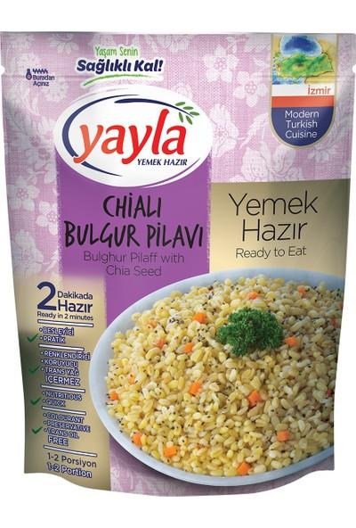 Yayla Chialı Bulgur Pilavı 250 gr
