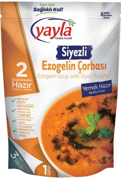 Yayla Siyezli Ezogelin Çorbası 250 gr