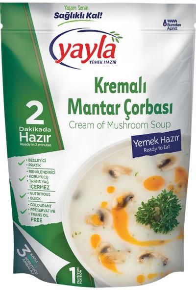 Yayla Kremalı Mantar Çorbası 250 gr