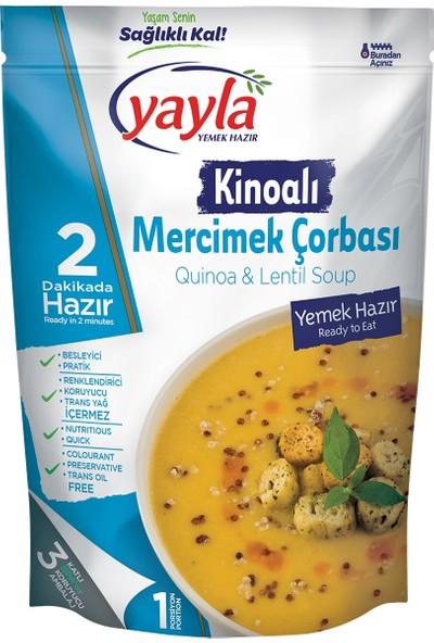 Yayla Kinoalı Mercimek Çorbası250 gr