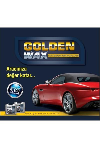 Goldenwax Kostik Solvent İçermeyen Cilalı Su Kaydırıcı Özellikli 25 Kg