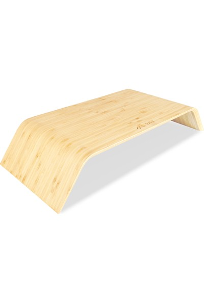 Rast Bambu Monitör Standı